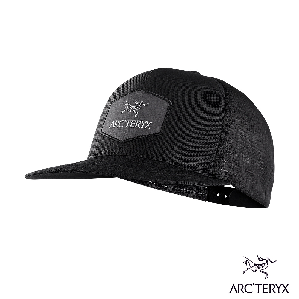 Arcteryx 始祖鳥 Hexagonal 網帽 黑