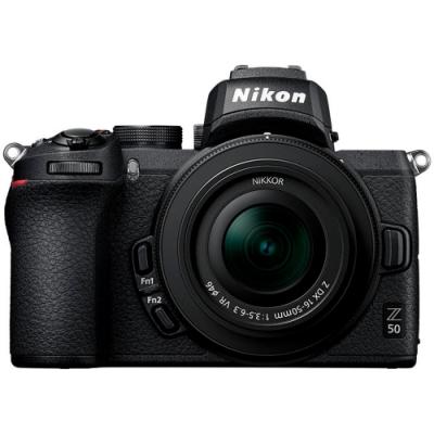 Nikon Z50 KIT 16-50mm VR 變焦鏡組 (公司貨)