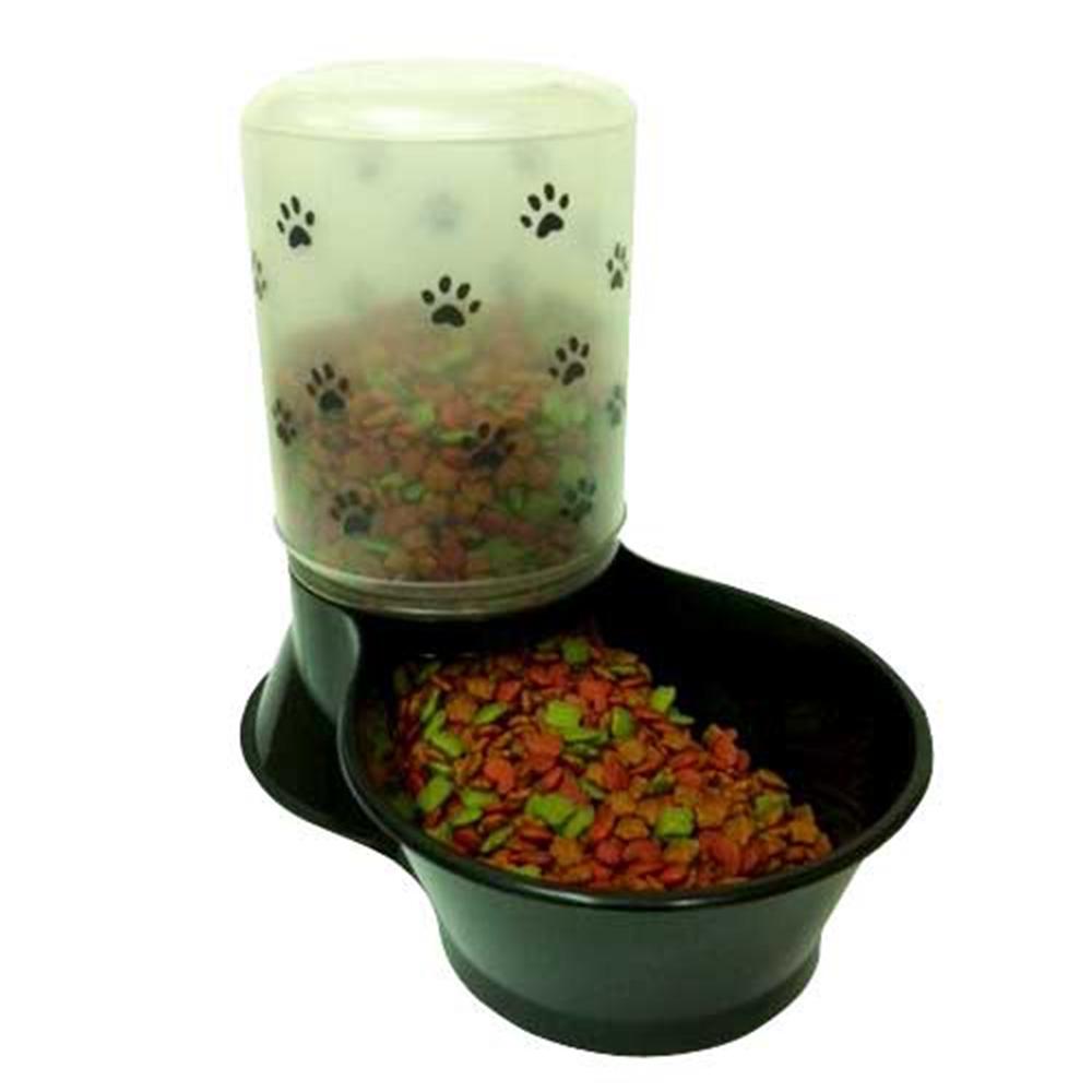 金德恩 美國製造 LIXIT 寵物飲水飼料餵食器雙面底座設計 2000cc
