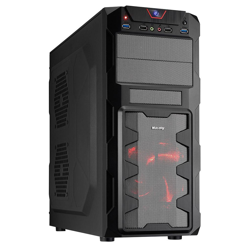微星B360平台 i5 六核 {首都之戰}GTX1660TI 高速獨顯電玩機