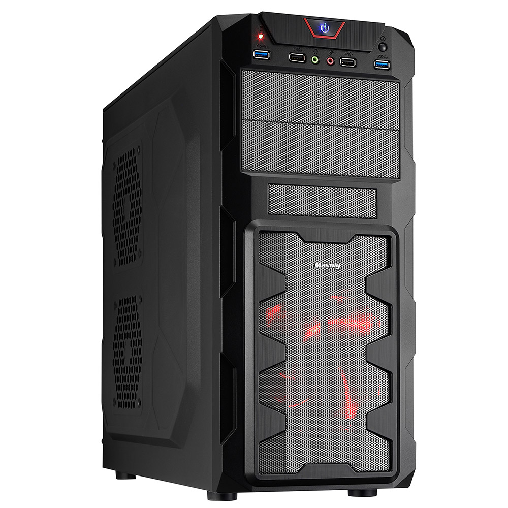 微星H310平台 i5-9400F 六核 {奇兵副總}GTX1660TI 高速獨顯電玩機