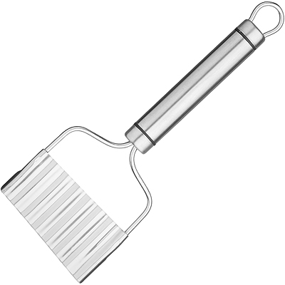 KitchenCraft Pro不鏽鋼波浪切刀