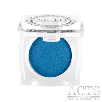 ACTS維詩彩妝 細緻珠光眼影 珠光礦石藍B416