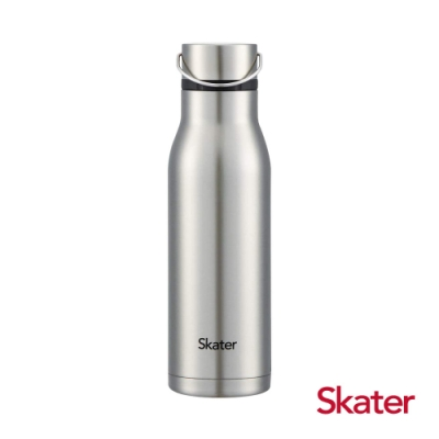 Skater 雙層不鏽鋼真空瓶(600ml)銀