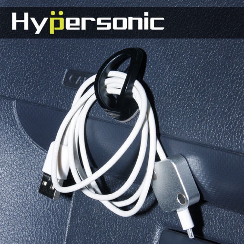 Hypersonic水滴掛勾(2入/黑) product image 1