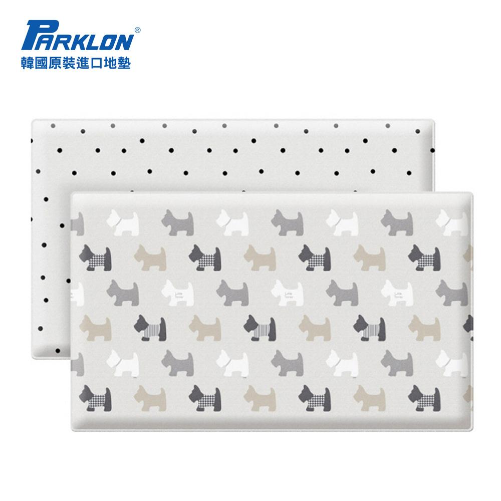 【PARKLON】韓國帕龍PURE BUBBLE泡泡墊系列 - 摩登狗狗 雙面厚4CM地墊
