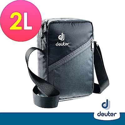 【德國DEUTER】ESCAPE II 2L側背包/隨身包/旅遊包4800117黑灰