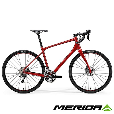 《MERIDA》 美利達 公路車界的登山車 Silex 西利 400 紅 2018
