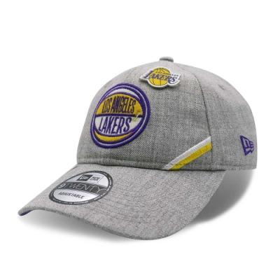 New Era 920 NBA DRAFT 棒球帽 湖人隊