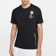 NIKE  休閒 運動 短袖上衣  男款  黑  CW4817010  AS SUMMER HOOPS GRAPHIC SS TEE product thumbnail 1