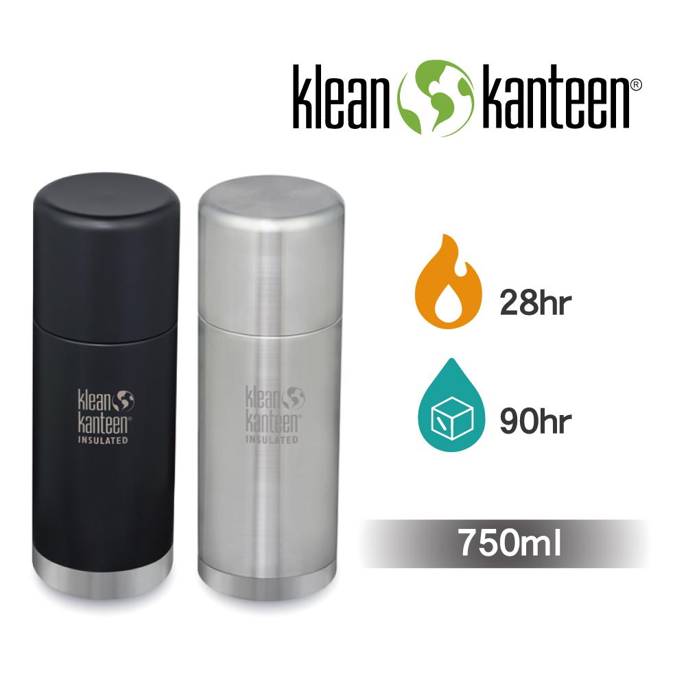 美國Klean Kanteen TKPro不鏽鋼保溫瓶-750ml