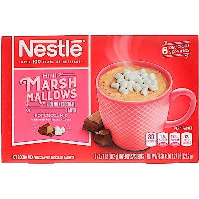 Nestle熱可可-棉花糖可可(6入)(121.2g)