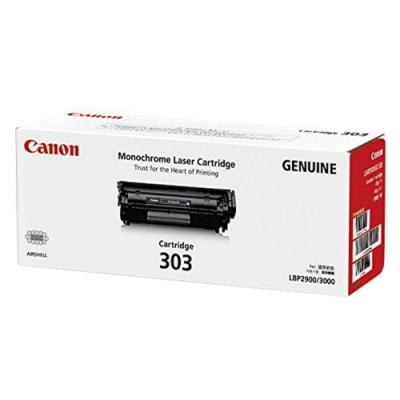 佳能 Canon CRG-303 黑色碳粉匣