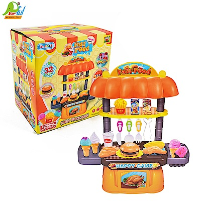 Playful Toys 頑玩具 漢堡購物家家酒