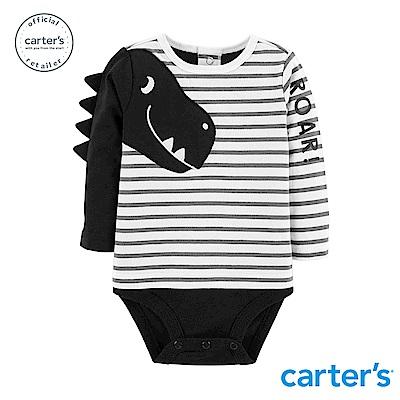 Carter's 恐龍造型包屁衣