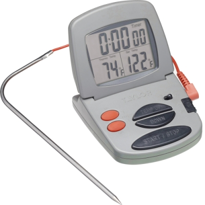 《KitchenCraft》Taylor探針計時溫度計