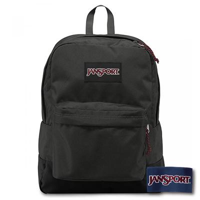 JanSport - BLACK SUPERBREAK 系列後背包 -灰