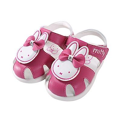 魔法Baby米飛兔寶寶止滑嗶嗶涼鞋 sk0759