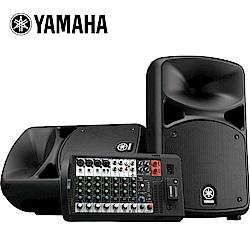 [無卡分期-12期] YAMAHA Stagepas 600BT 可攜式 PA 音響系統
