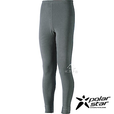 PolarStar 中性 保暖長褲(內穿)『灰色』P18435