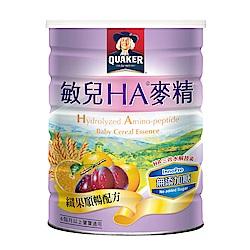 桂格 敏兒HA纖果順暢麥精(700g)