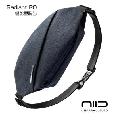 NIID Radiant R0 機能胸包 牛仔藍