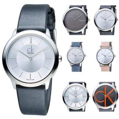 Calvin Klein minimal 經典時尚手錶