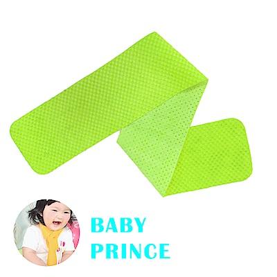 BABYPRINCE 媽咪寶貝抗UV涼感巾-草原綠