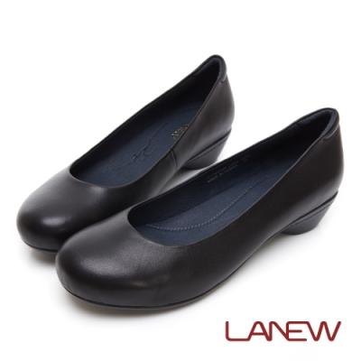 LA NEW SO Lite 彈力減壓 羊皮 素面跟鞋(女225044536)