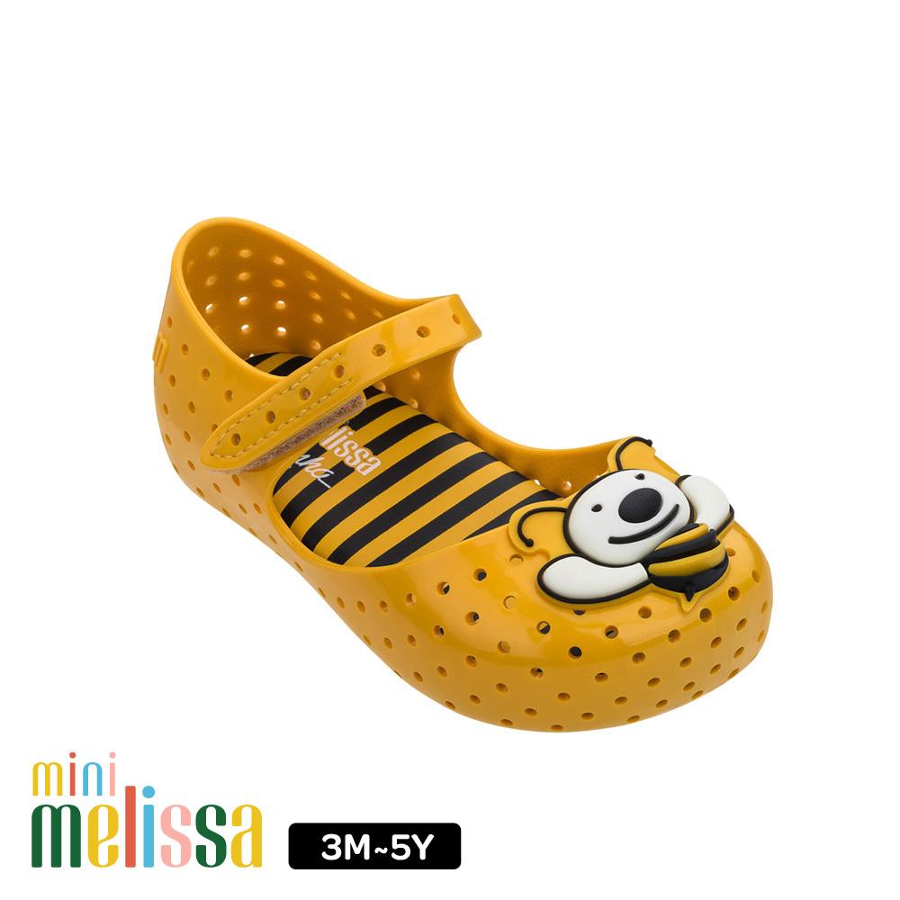 Melissa 蜜蜂娃娃鞋(寶寶款)-黃