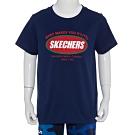 SKECHERS 男童短袖衣 - L120B091-007D