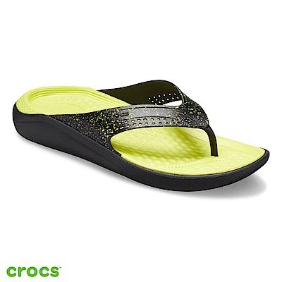Crocs 卡駱馳 (中性鞋) LiteRide星空人字拖 205940-060