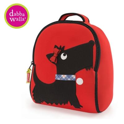 美國Dabbawalla 美國瓦拉包 3-8歲 小童後背包- 貴族犬