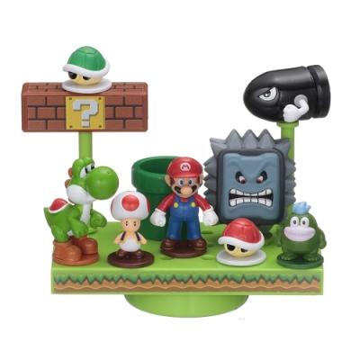 日本正版 瑪莉歐 平衡遊戲 玩具 桌遊 益智遊戲 超級瑪莉 瑪莉歐兄弟 EPOCH 072702