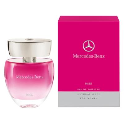 Mercedes Benz Rose 賓士玫瑰情懷女性淡香水 90ml