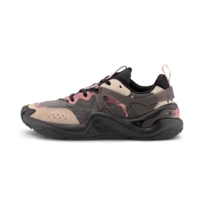 PUMA-Rise Wn s 女性復古慢跑運動鞋-黑色