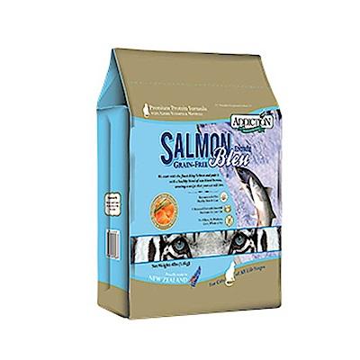 Addiction自然癮食 無穀藍鮭魚貓寵食454g