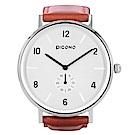 PICONO Classic Metal系列簡約時尚手錶 / CE-9001