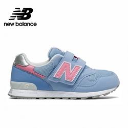 【New Balance】童鞋_中性_粉藍_PO313UP-W楦