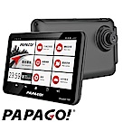 【PAPAGO!】WayGO! 730  多功能Wi-Fi 7吋聲控導航行車記錄器-快