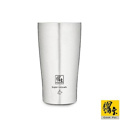 鍋寶 316不鏽鋼內陶瓷杯490CC SVCT-3649