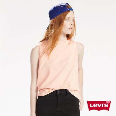 Levis 女款 背心 Line8 歐系簡約