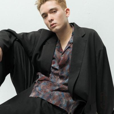 ZIP日本男裝 Nilway單鈕釦西裝外套 (4色)