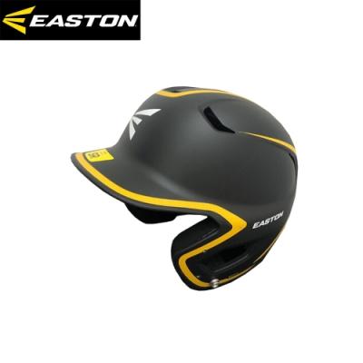 EASTON Z5 2.0 MATTE 2TONE 進口打擊頭盔 黑黃 A168-508