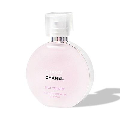 CHANEL 香奈兒 CHANCE 粉紅甜蜜隔離髮香霧 35ml