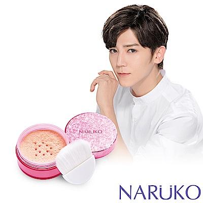 NARUKO牛爾【滿599出貨】森玫瑰冰晶魔光水蜜粉