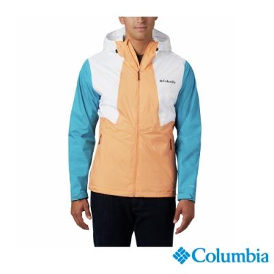 Columbia 哥倫比亞 中性- ICONSOT防水外套-橘色 URE00880BOG