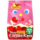 Tohato東鳩 焦糖玉米脆果-草莓煉乳風味(77g)