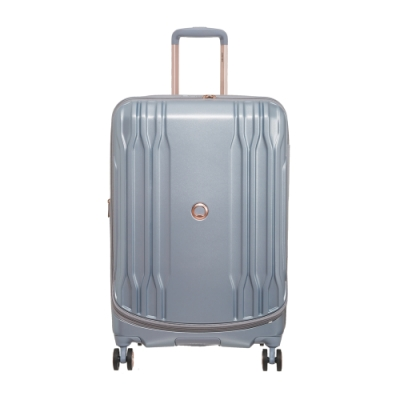 【DELSEY】ECLIPSE DLX-25吋旅行箱-銀色 00208082011