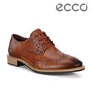 ECCO SARTORELLE 25 TAILORED 英式復古牛津鞋 女-棕色